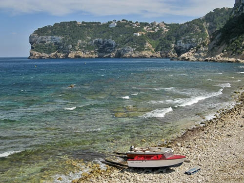 Javea's Beaches