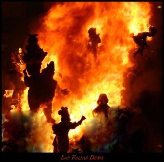 Fiestas of Denia