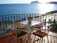 Front line apartment in Moraira - SOLD