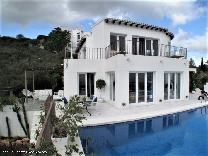 Villa with sea view for sale in Monte Pego, Denia - 456,000 €