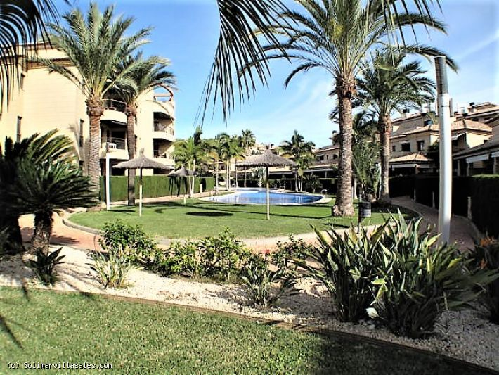 Superb apartment for sale in Javea