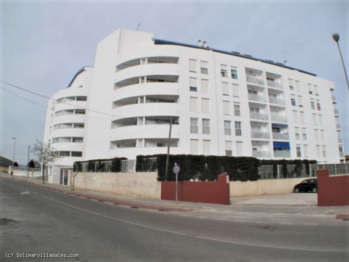 Superb apartment for sale in Denia