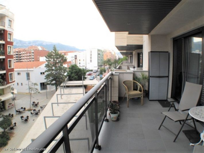 Apartment for sale in the centre of Denia