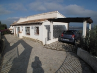 Villa with sea views for sale in Monte Pego, Pego